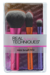 Real Techniques Mini Brush Trio - Real Techniques Mini Brush Trio набор мини-кистей